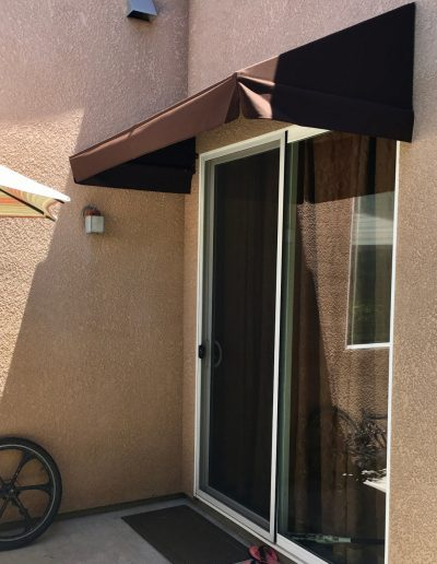 Commercial awnings Fresno