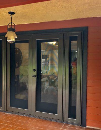 Security Screen Doors Visalia